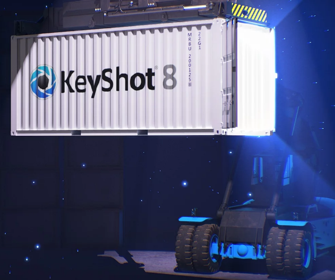 Keyshot 8 Crack & License Key Full Free Download